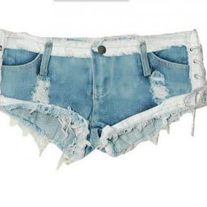 Free Shipping New Sexy Denim Short ..