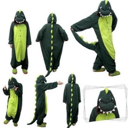 Cute Dinosaur Unisex One Piece Jump..