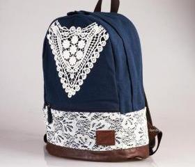 Fashion Backpack wit..