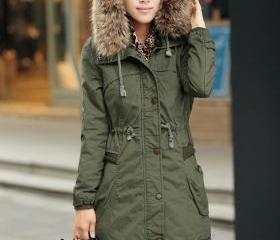 Green Womens Winter ..