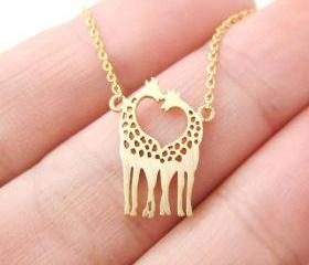 Giraffe Shaped Anima..