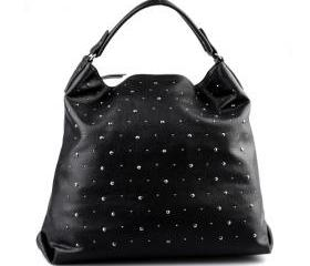 Black Hobo Handbag B..