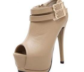 Fashion Round Toe St..