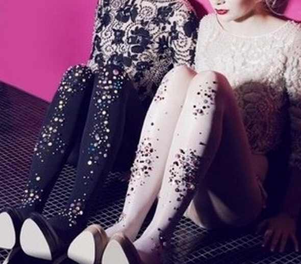 Sexy Female Fashion Stockings Qq1208Cj
