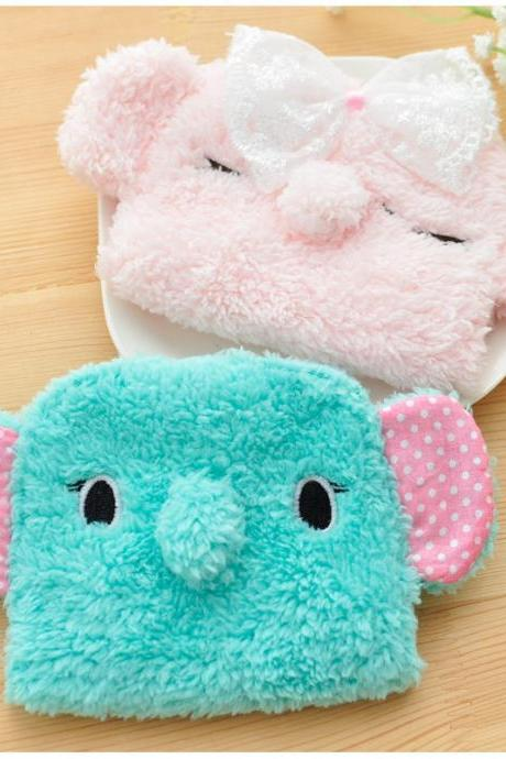 Cute Elephant Sanitary Napkin Bag Sanitary Napkins Admission Package
